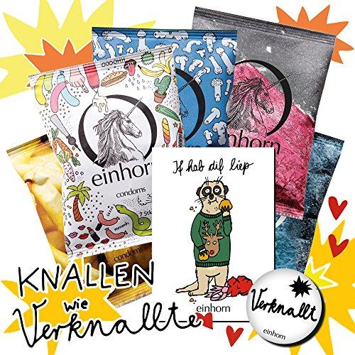 Special Einhorn Kondom Package