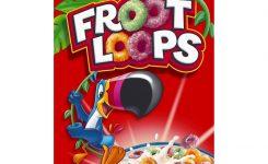 Kelloggs Einhorn Fruit Loops – Nur in limitierter Auflage für kurze Zeit ??❤