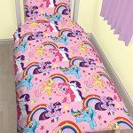 Bettwscheset-My-Little-Pony-Wendebezug-Poly-Baumwollgemisch-mehrfarbig-fr-Einzelbett-0-0-150x150