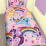 Bettwscheset-My-Little-Pony-Wendebezug-Poly-Baumwollgemisch-mehrfarbig-fr-Einzelbett-0-150x150
