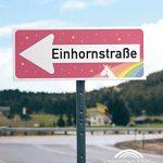 Einhhorn-Schild-Einhornstrae-40-x-15cm-Se-Deko-Wanddeko-Trschild-fr-Mdels-Mdchen-Zimmer-Geschenkidee-und-Geburtstagsgeschenk-Kleines-Lustiges-Geschenk-fr-Sie-beste-Freundin-0-1-150x150