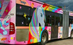 Der Einhorn Bus – Alles begann mit einem Aprilscherz 🦄🚌