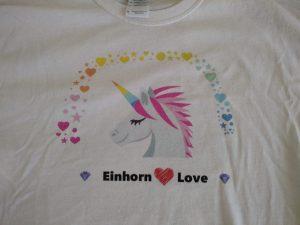 einhornlove T-Shirt 2