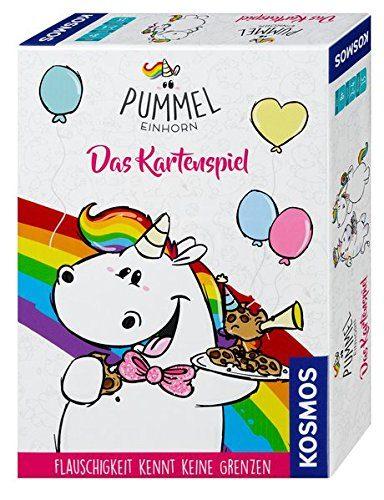 KOSMOS-Spiele-697785-Pummeleinhorn-Kartenspiel-0-384x500