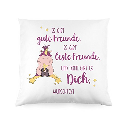 Einhorn Kissen von Knuddelhorn und Schnuppe