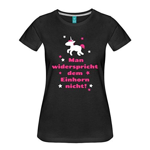Man-Widerspricht-Dem-Einhorn-Nicht-Frauen-Premium-T-Shirt-von-Spreadshirt-0