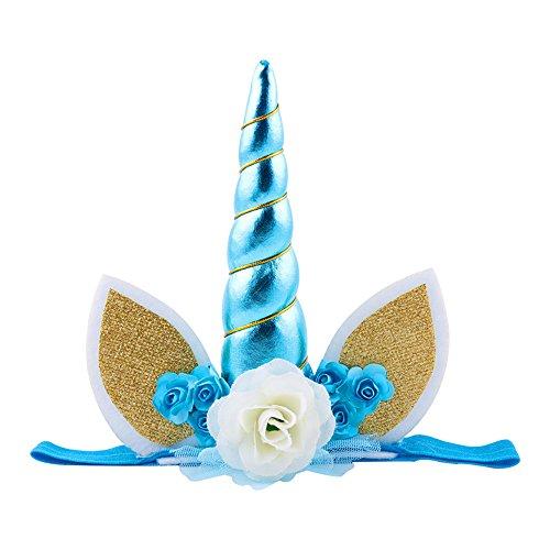 Einhorn Horn Stirnband für Kinder