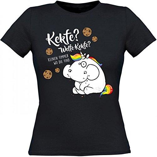 Pummeleinhorn-Damen-T-Shirt-Kekfe-schwarz-0