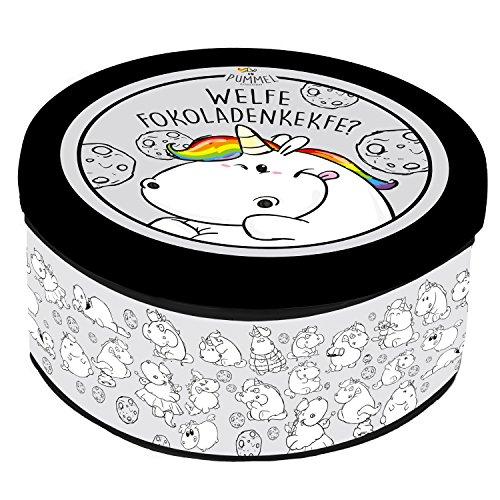 Pummeleinhorn-Keksdose-Welfe-Fokoladenkekfe-0