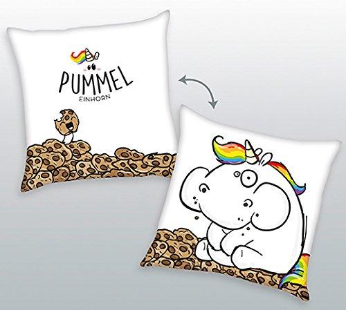 Pummeleinhorn-Kissen-Pummel-Kekse-40x40cm-Wendekissen-je-ein-Motiv-pro-Seite-0