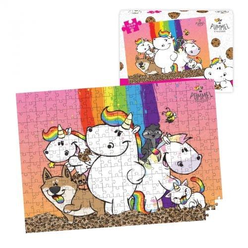 Pummeleinhorn-Puzzle-Pummel-Friends-1000-Teile-0