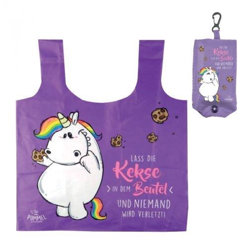Pummeleinhorn-Shopping-Bag-Kekse-im-Beutel-lila-0