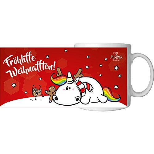 Pummeleinhorn-Tasse-Frhlifte-Weihnafften-ca-320ml-0