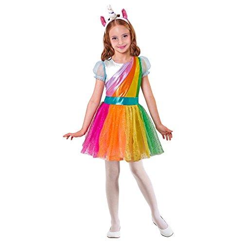 Einhorn Kinder Kostüm Karneval
