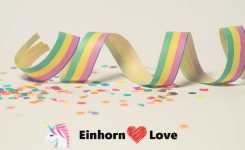 Einhorn Kostüme für Kinder – Karneval 2018