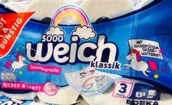 Edekas Einhorn Toilettenpapier und Orions Buttplug Konter 🦄❤😍